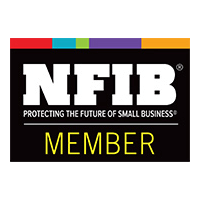 Member of NFIB National Federation of Independent Businesses